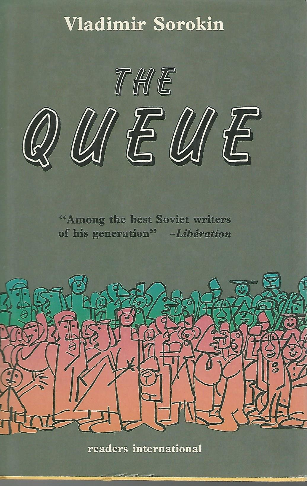 The Queue, Vladimir Sorokin