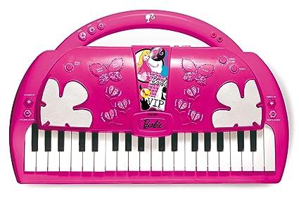 IMC Toys - Teclado para niños Barbie (783973): Amazon.es: Juguetes y juegos