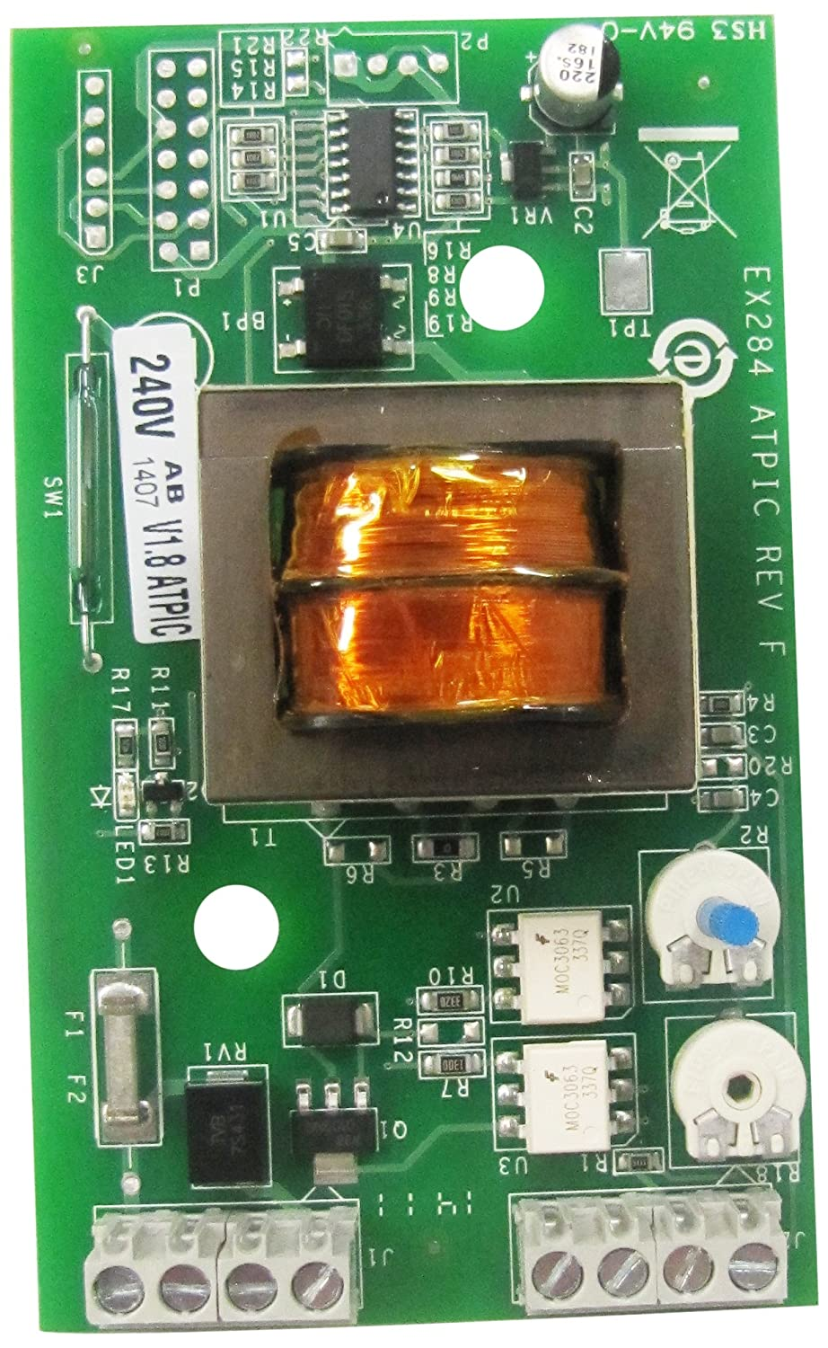 Amazon com: Eemax EX284AB-277 Thermostatic Circuit Board