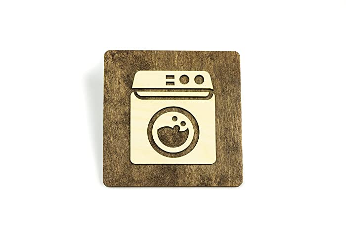Laundry Room Door Sign, Laundry Machine, Hotel Signs, Restaurant, Motel,  Dirty