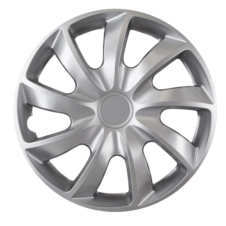 NRM QUAD 16 Copricerchi Universali 16', Silver