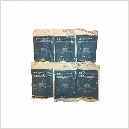Cleanwaste Wag Bags Toilet Kit
