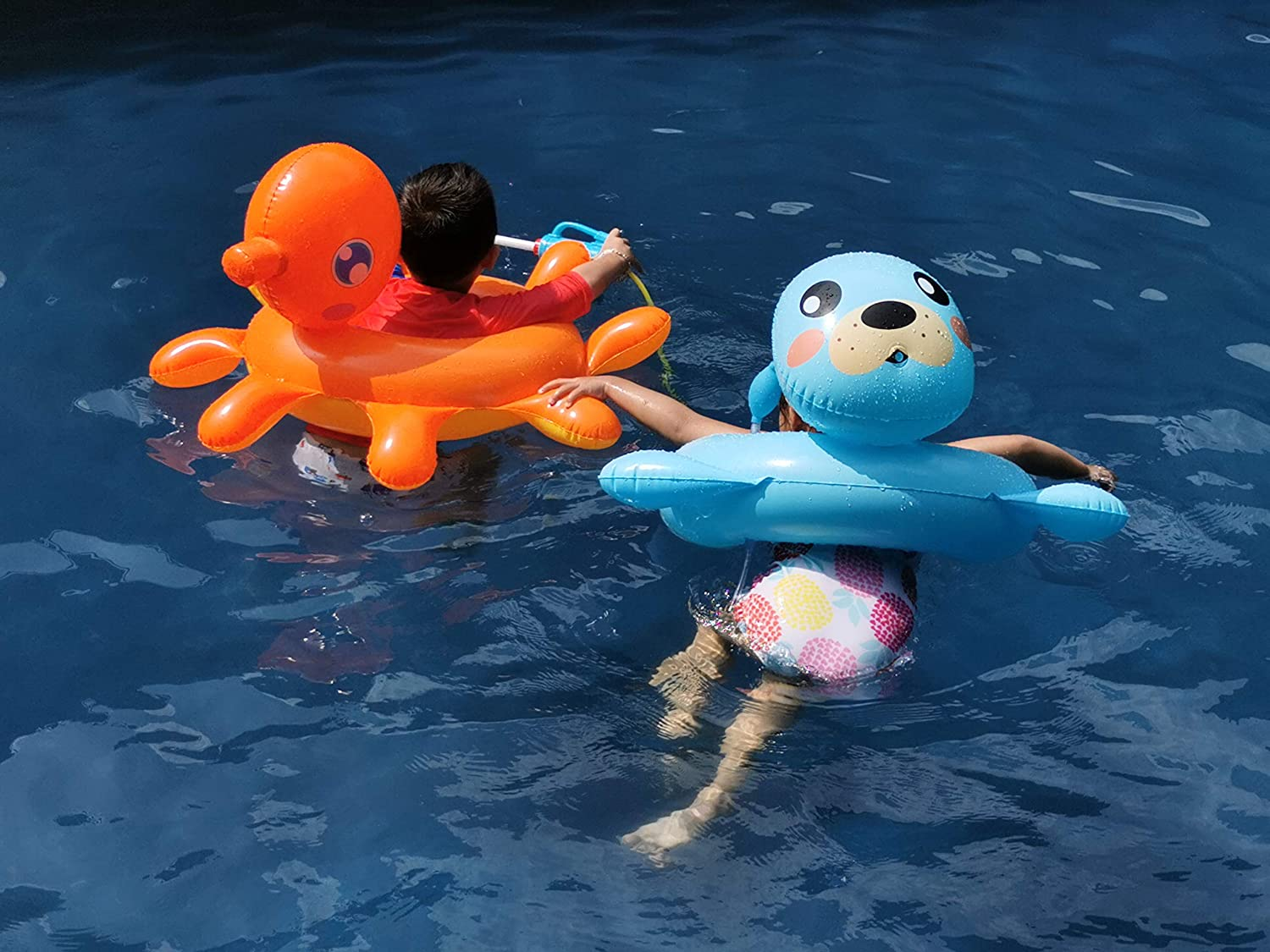 Big Summer Baby Pool Float ONLY $8.49 (Reg. $25)