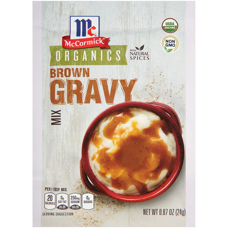 McCormick Organic Gluten Free (Brown Gray, Pack - 6) by McCormick Organic