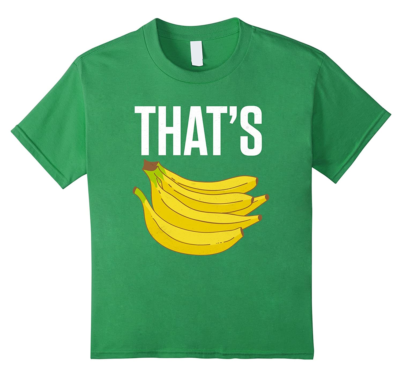 Kids Funny bananas shirt BANANAS-Awarplus