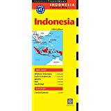 Indonesia Travel Map Fifth Edition (Periplus Travel Maps)