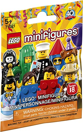 Lego Minifigure Series 18: Party