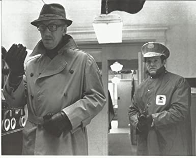 Three Days Of The Condor Max Von Sydow And Hank Garrett The