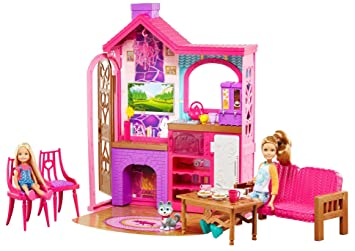 Amazon.es: Barbie - Camping Fun Playset (Mattel DYX20 ...