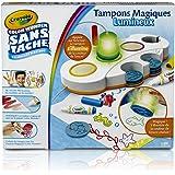 Crayola Color Wonder - 75-2589-E-000 - Tampon Magique - Coloriage Sans Tache