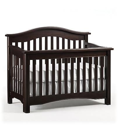 Bonavita Hudson Li Lifestyle Crib, Chocolate
