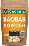 Organic Baobab Powder | 100% Raw from Zimbabwe- 12oz/340g Resealable Kraft Bag | by FGO