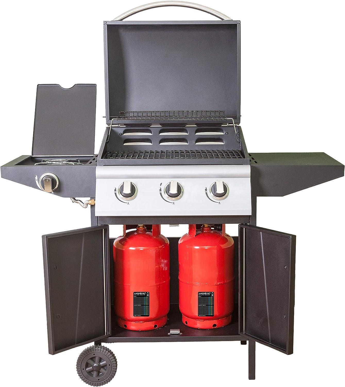 Webbomb® - Indicador de nivel de gas para barbacoa de gas