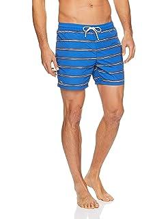 aa5c07baead Lacoste Men's Colour Block Swim Shorts: Amazon.com.au: Fashion