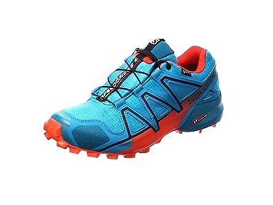 SALOMON Speedcross 4 Gore-TEX Trail Running Shoes - 7 Blue