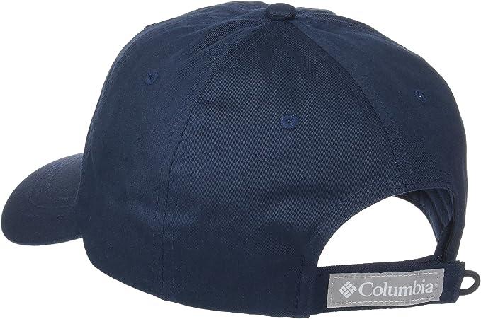 Columbia ROC II Gorra, Hombre, Azul (Collegiate Navy)/Logo, Talla ...