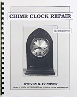 Striking clock repair guide steven g conover 9780962476648 customers who bought this item also bought fandeluxe Choice Image