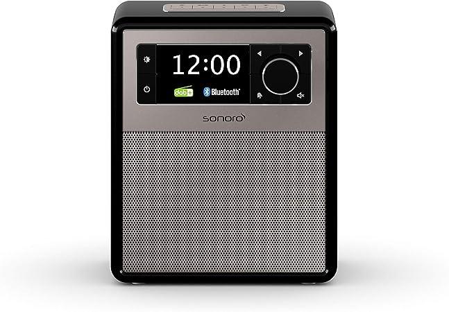 Sonoro Easy Dab Plus Radio Mit Bluetooth Schwarz 2020 Elektronik