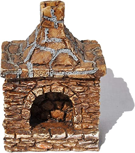 Miniature Fairy Garden Outdoor Chimney