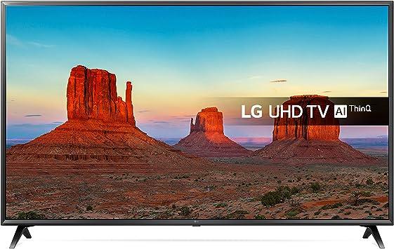 LG Electronics 43UK6300PLB 43 Pulgadas UHD 4K HDR Smart TV LED con TDT Play: Amazon.es: Electrónica