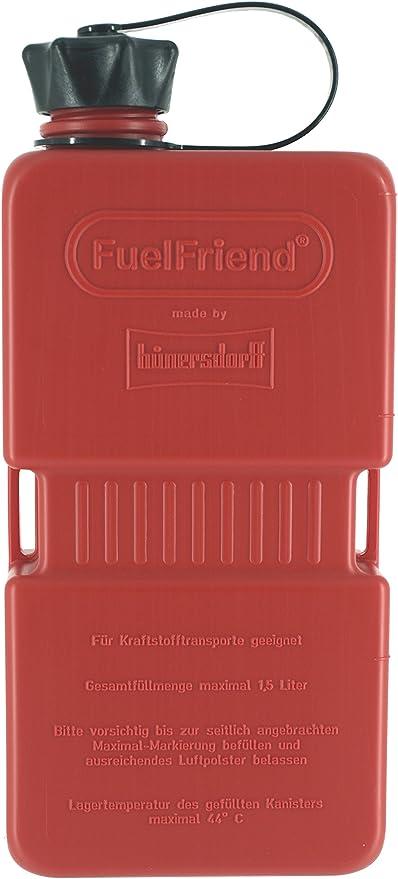 Fuelfriend 0,5 L ROSSO MINI tanica di benzina
