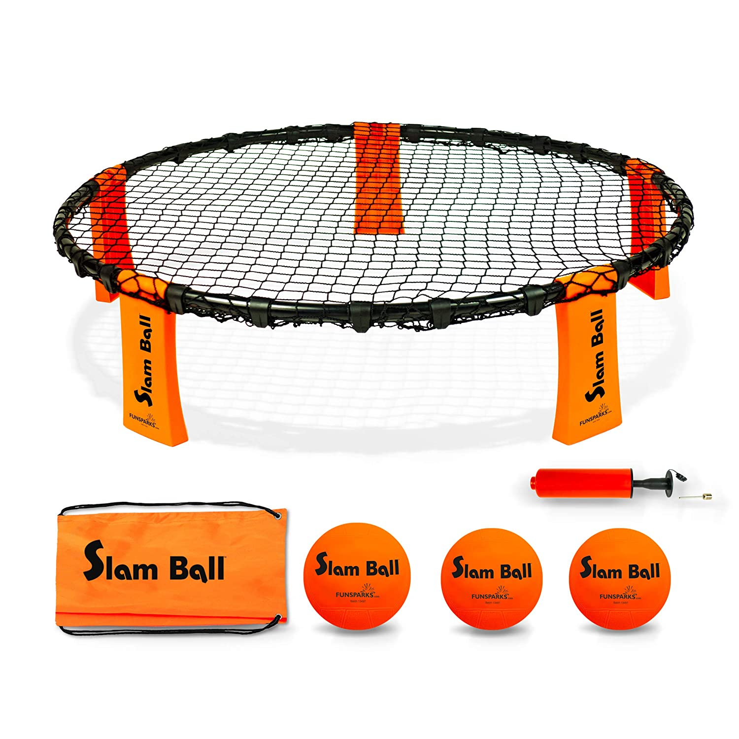 The Funsparks Slam Ball travel product recommended by Ciara Hautau on Lifney.