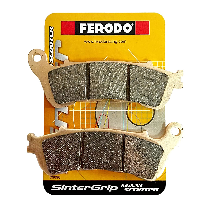 Coppia pastiglie freno anteriori sinterizzate Ferodo FDB2196SM - Honda Motocar