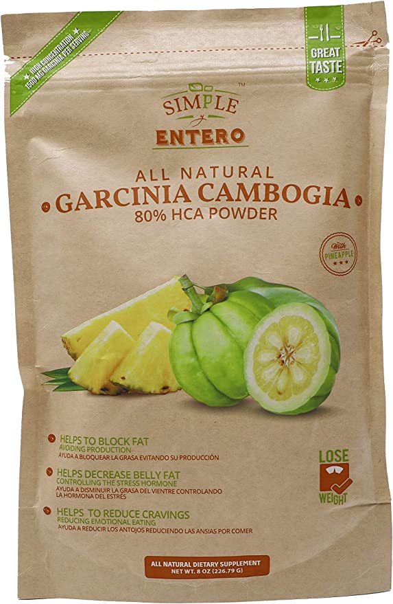 Amazon Com Garcinia Cambogia Powder Mix Natural Organic