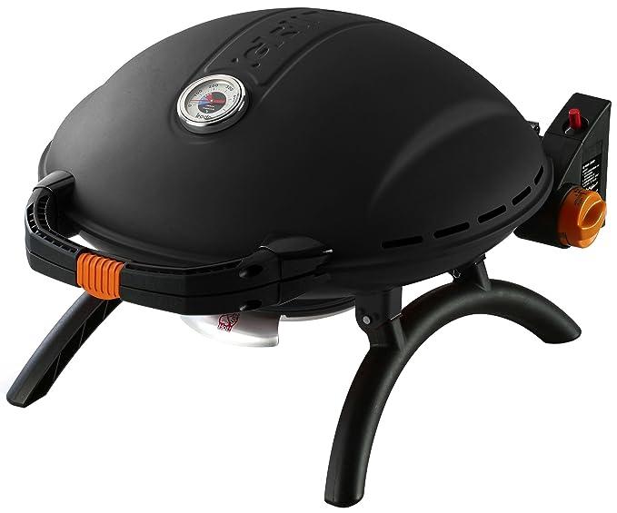 Mr.Pro Pro-iroda Unisex O-Grill 900T Barbacoa de Gas y portátil, Color Negro: Amazon.es: Deportes y aire libre