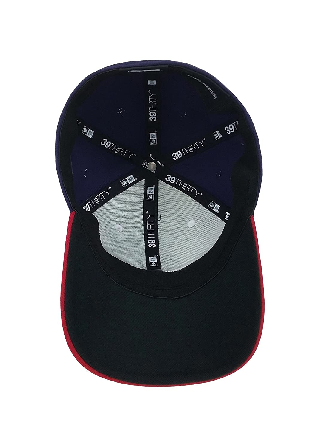 f3e014fc09c6d Amazon.com  New Era 39Thirty Hat Chivas De Guadalajara Official Liga MX  Soccer Flex Cap  Clothing