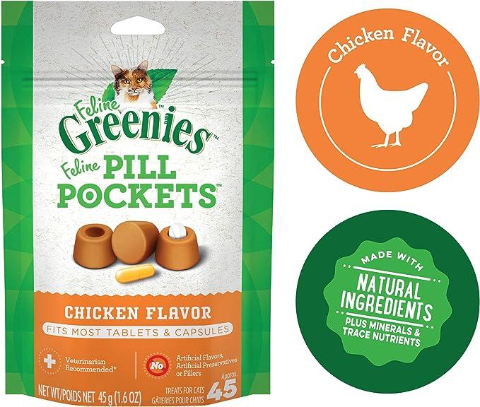 Chuches y premios para Gatos, de Greenies: Amazon.es: Productos ...