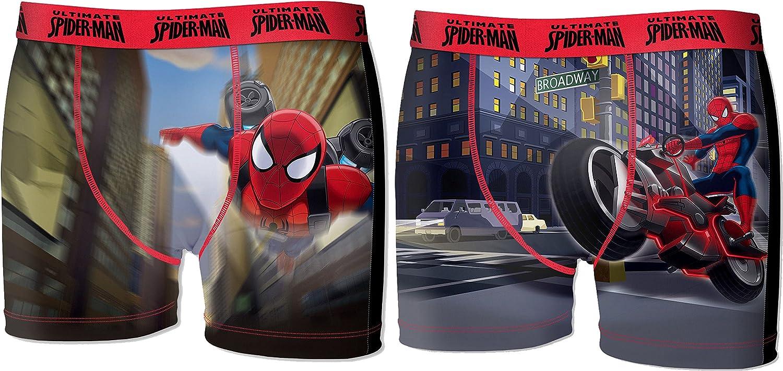 Spiderman Boys Boxers