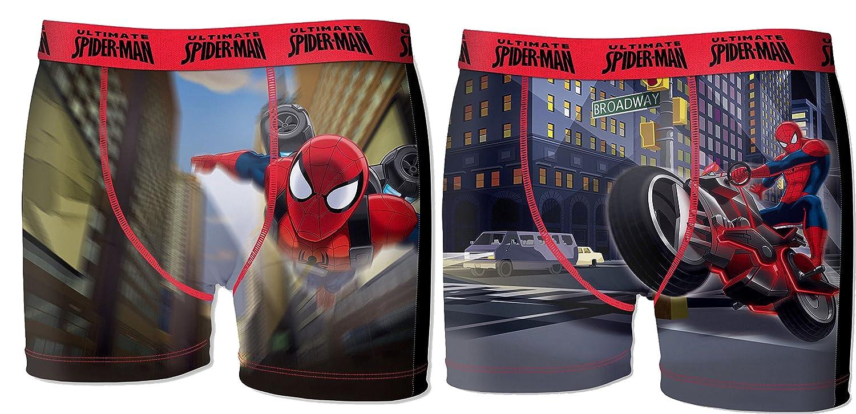 b273c476a209d Spiderman Boxer Enfant: Amazon.fr: Vêtements et accessoires