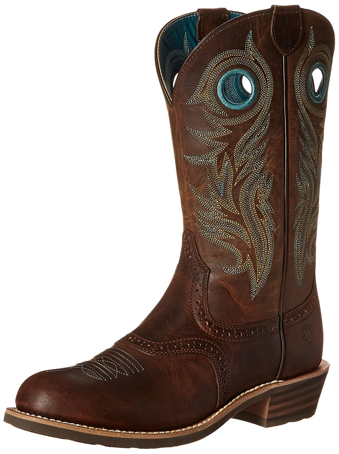 [Ariat] レディース B00NTNCK6W レディース 7 Brown B(M) US|Bar Top Top Brown Bar Top Brown 7 B(M) US, チェリーホップ:80268e58 --- krianta.ru