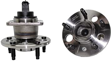 1991-2004 Cadillac SeVille Rear Wheel Hub Bearing Stud Assembly w// ABS NEW
