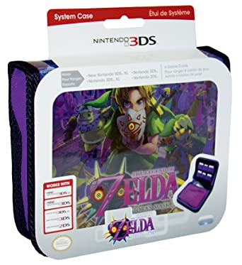 PDP - Funda Zelda Majoras Mask (Nintendo 3DS, XL, 2DS ...