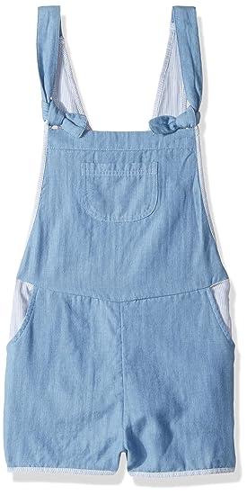 9deba504528 Roxy Girls  Jumpsuit Light Blue  Amazon.co.uk  Clothing