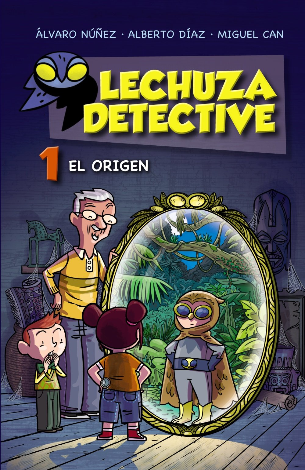 Read Online Lechuza Detective 1: El origen pdf