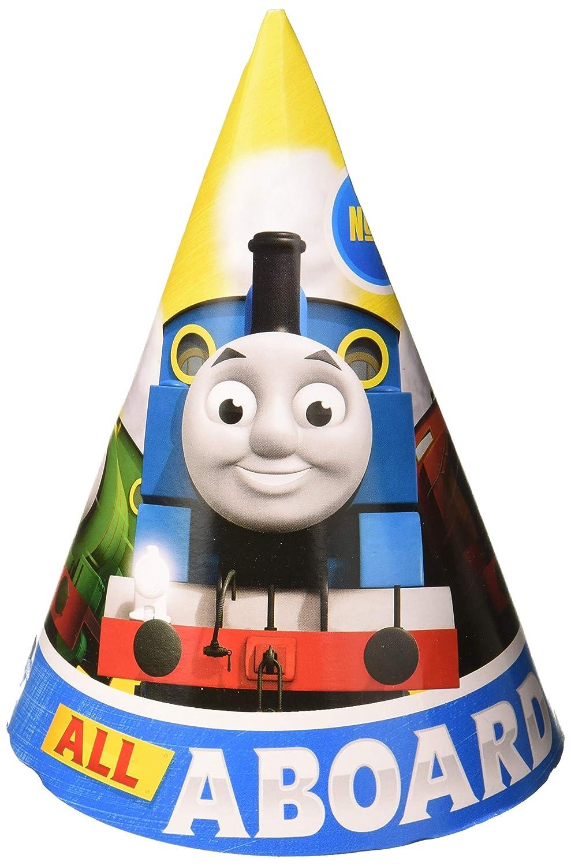 Amscan International - 251752 Thomas & amigos tarjeta de ...