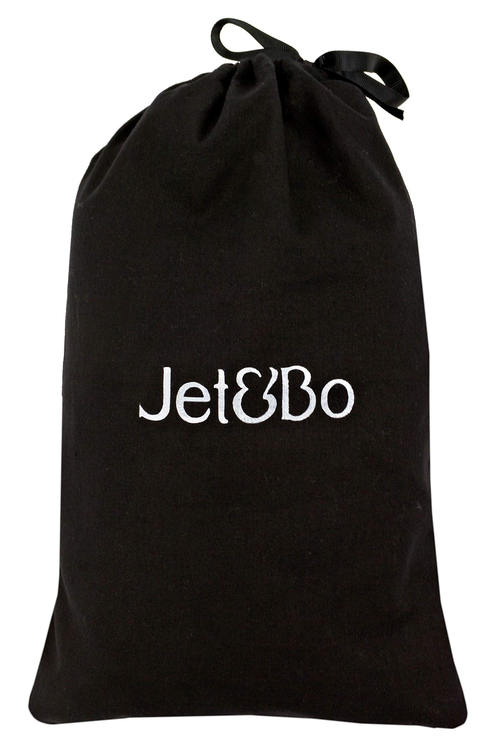 Jet&Bo 100% Pure Cashmere Lightweight Travel Wrap & Scarf Beige 7GG by Jet&Bo (Image #4)