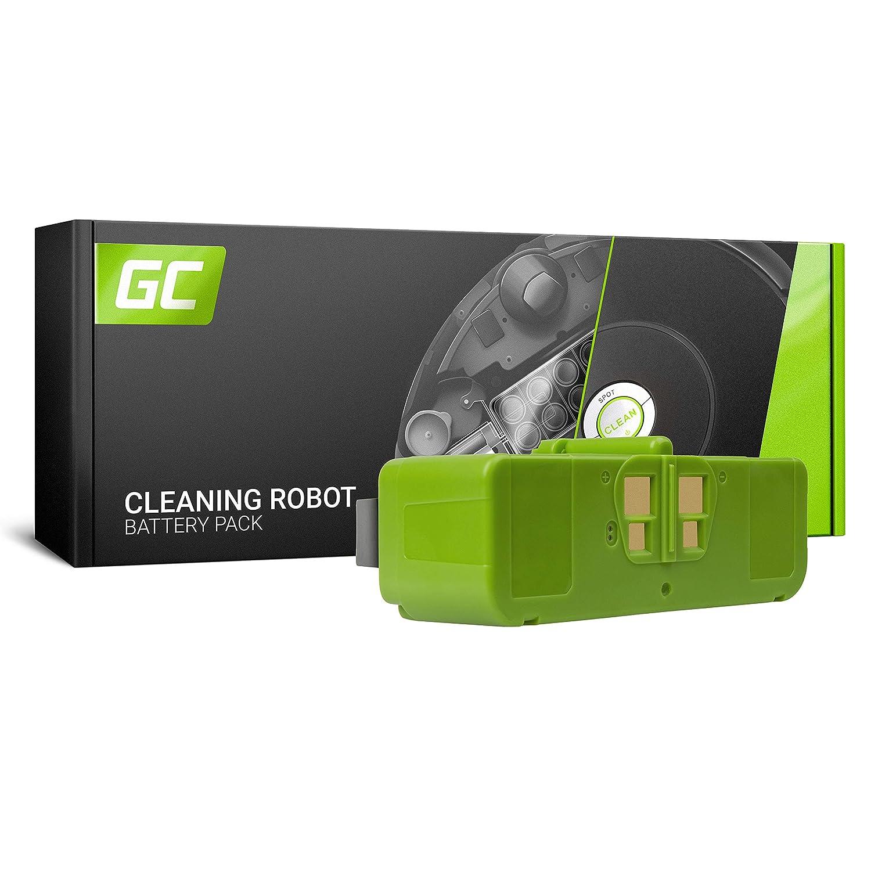 GC® (6Ah 14.4V Li-Ion Pile) Batería para iRobot Roomba 615 de ...
