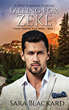 Falling for Zeke: A Sweet Romantic Suspense (Stryker Security Force Series Book 1)