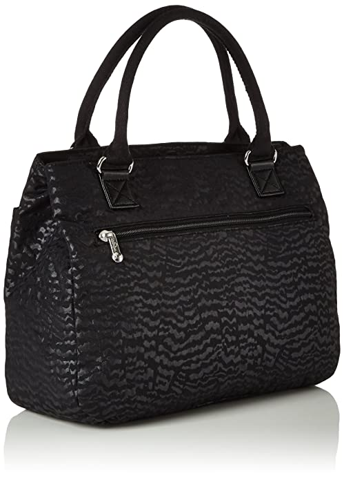 Kipling Caralisa, Womens Bag, Schwarz (Black Garden), One Size: Handbags: Amazon.com