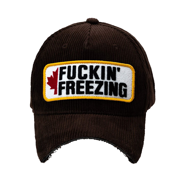 DSQUARED2 D2 - Gorra de Camionero Canadiense Fuckin Freezer ...