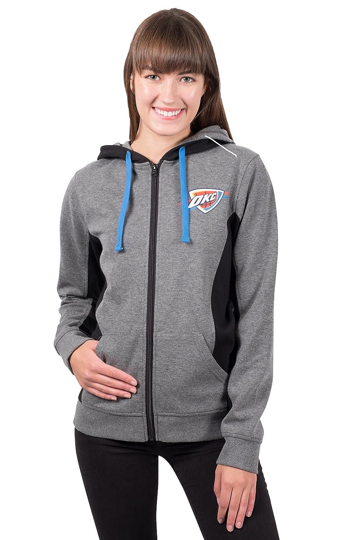Ultra Game Adult Women Full Zip Hoodie Sweatshirt Dime Jacket