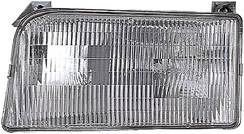 Dorman 1590213 Passenger Side Headlight Assembly For Select Ford Models