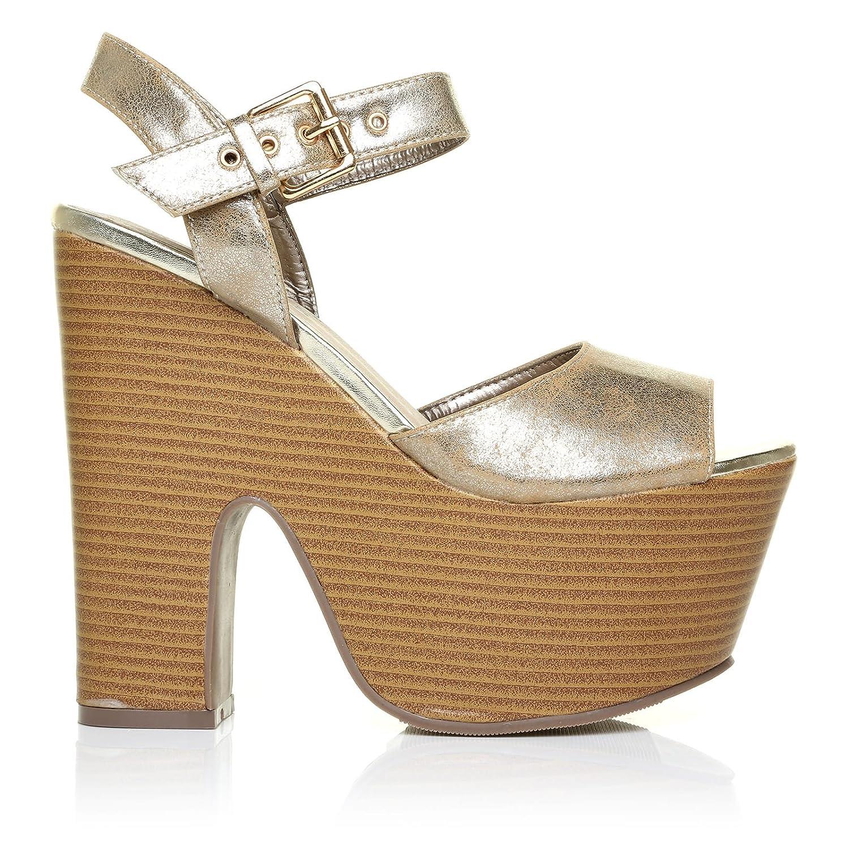 ShuWish ShuWish UK Chaussures Femme Compensées B07FC8WZDZ Femme - af3ac0f - automaticcouplings.space
