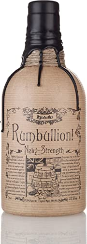 Rumbullion! Navy Strength Rum (1 x 0.7 l): Amazon.es ...