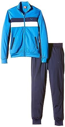 PUMA Trainingsanzug Fun Poly Suit Closed B - Chándal para niño ...