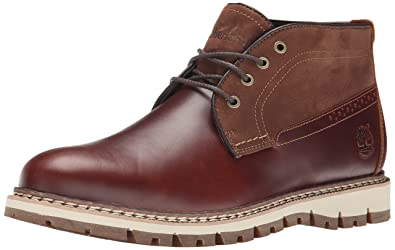 Gobernador Desgastar humor  Buy Timberland Men's Britton Hill Clean Waterproof Chukka Boots Chestnut  Quartz Buttersoft 8.5 D(M) US at Amazon.in